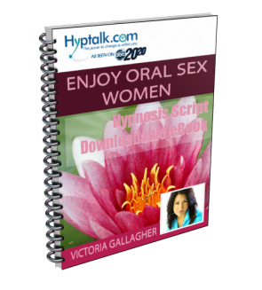 Enjoy Giving Oral Sex - Women - Script