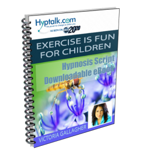 Exercise is Fun - Children Script