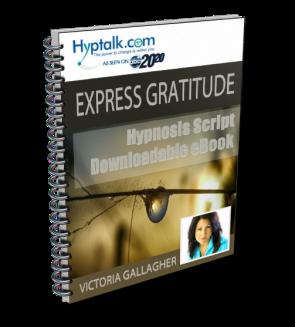 Express Gratitude Script