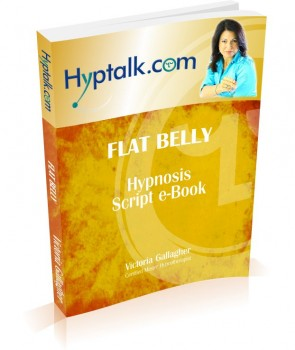 Flat Belly Script Book