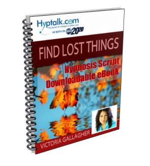 Find Lost Things - Script