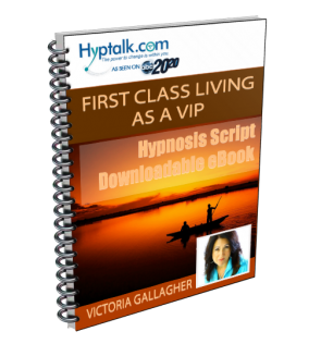 First Class Living as a VIP Script
