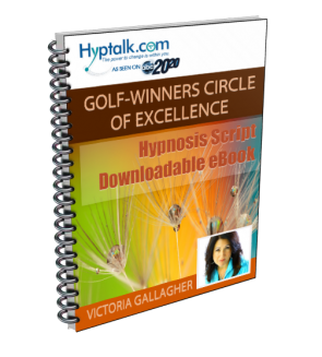 Golf - Winners Circle of Excellence -  Script