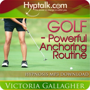 Golf - Powerful Anchoring Routine