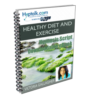 Healthy Diet and Exercise - Scripts