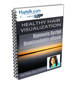 Healthy Hair Visualization - Script