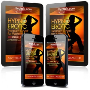 Hypnotic Erotic Treasure Chest for Women