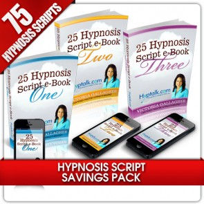 Hypnosis Script Savings Bundle