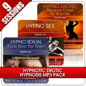 Hypnotic Erotic Hypnosis Download Bundle