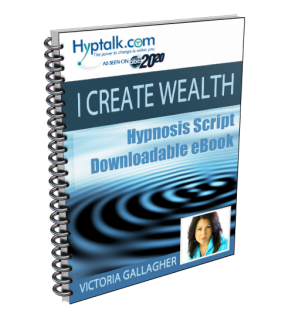 I Create Wealth Script