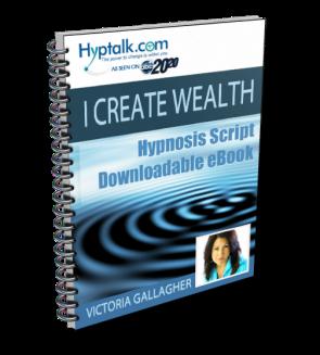 I Create Wealth Script