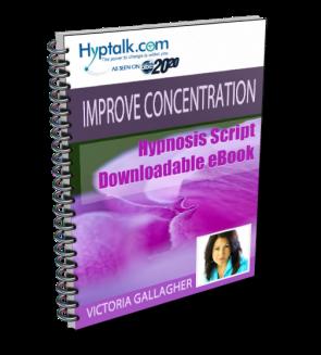Improve Concentration Script