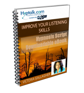 Improve Your Listening Skills Script