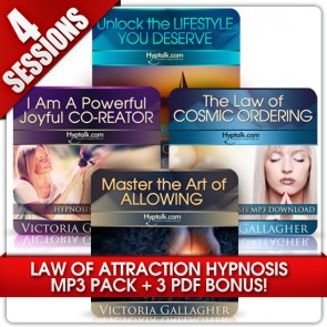 Law of Attraction Savings Bundle
