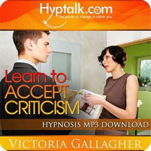 Learn to Accept Criticism