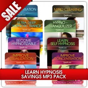 Learn Hypnosis Savings Package