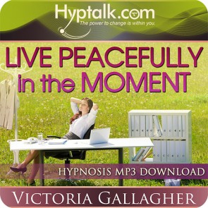 Live Peacefully in the Moment