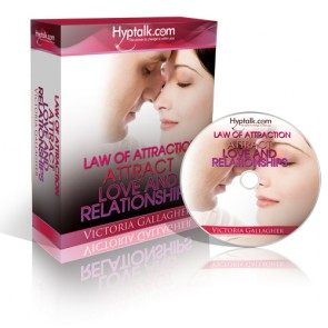 Attract Love and Relationships - DVD