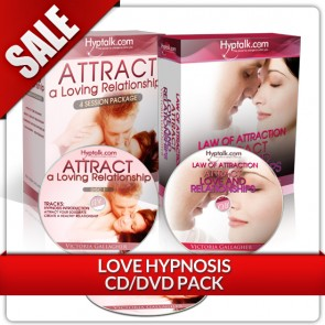 Love Hypnosis CD Bundle