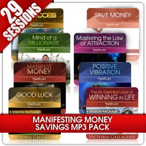 Manifesting Money Hypnosis Download Bundle