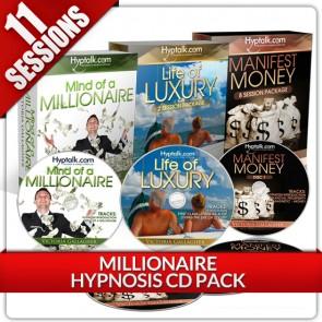 Millionaire Hypnosis CD Bundle