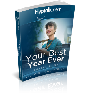 Your Best Year Ever Hypnosis Script eBook