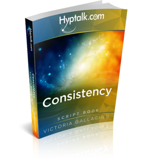 Consistency Hypnosis Script eBook
