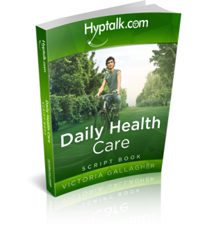 Daily Health Care Hypnosis Script eBook