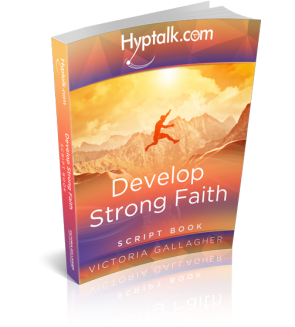 Develop Strong Faith Hypnosis Script eBook