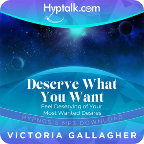 Deserve What You Want Hypnosis Download
