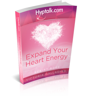 Expand Your Heart Energy Hypnosis Script eBook