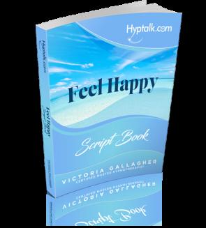 Feel Happy Hypnosis Script eBook