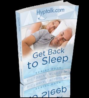 Get Back to Sleep Hypnosis Script eBook
