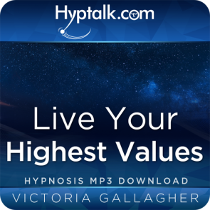 Live Your Highest Values Hypnosis Download