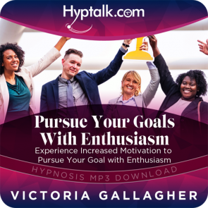 Pursue Your Goal with Enthusiasm Hypnosis Download
