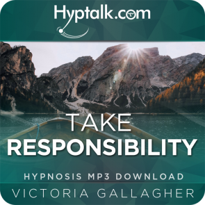Take Responsibility Hypnosis Download