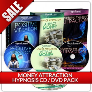 Money Attraction Hypnosis CD Bundle