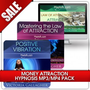 Money Attraction Hypnosis Download Bundle