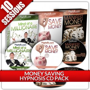 Money Saving Hypnosis CD Bundle