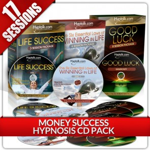Money Success Hypnosis CD Bundle