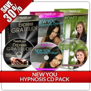 New You Hypnosis CD Bundle