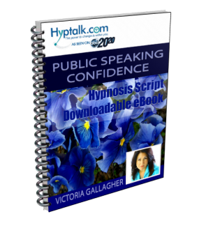 Public Speaking Confidence  Script