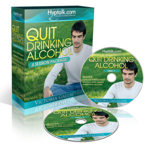 Quit Drinking Alcohol - CDs