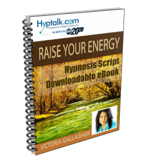 Raise Your Energy Script