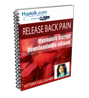 Release Back Pain Script