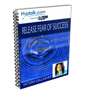 Release Fear of Success Script