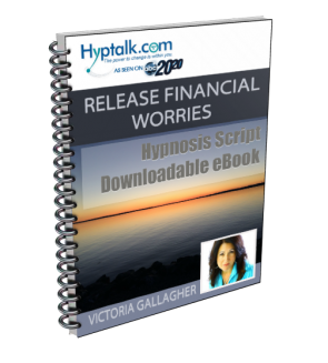 Release Financial Worries Script