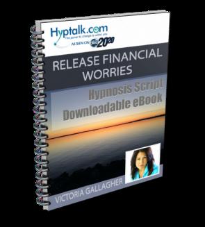 Release Financial Worries Script