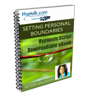 Setting Personal Boundaries Script
