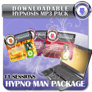 Sexual Hypnosis Man Download Bundle